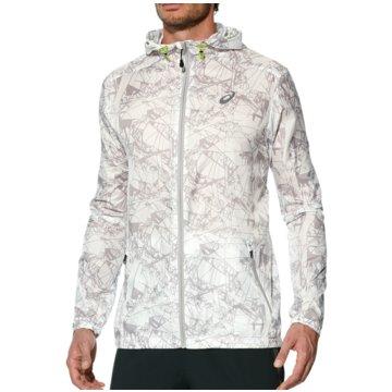 asics LaufjackenfuzeX Packable Jacket weiß