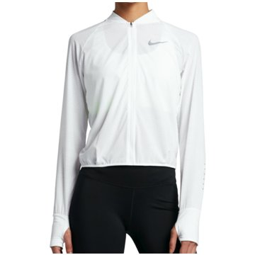 Nike TrainingsjackenCity Bomber Jacket Women weiß