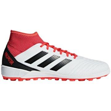 adidas Multinocken-SohlePredator Tango 18.3 TF weiß