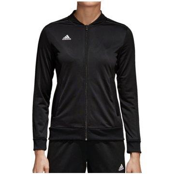 adidas ÜbergangsjackenCondivo 18 Polyester Jacke Women schwarz