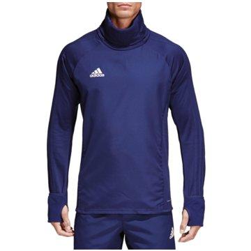 adidas SweaterCondivo 18 Warm Top blau