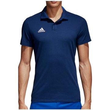 adidas Poloshirts blau