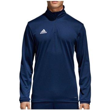 adidas SweaterCore 18 Training Top blau