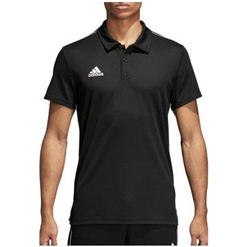 adidas PoloshirtsCORE 18 CLIMALITE POLOSHIRT - CE9037 schwarz
