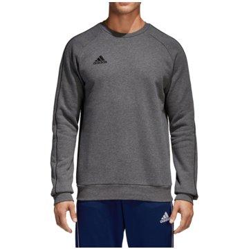 adidas Sweater grau
