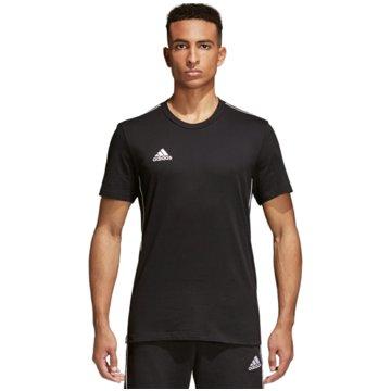 adidas Fan-T-ShirtsCORE18 TEE - CE9063 schwarz