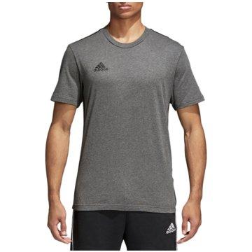 adidas Fan-T-ShirtsCORE18 TEE - CV3983 grau