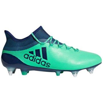 adidas Stollen-SohleX 17.1 SG türkis