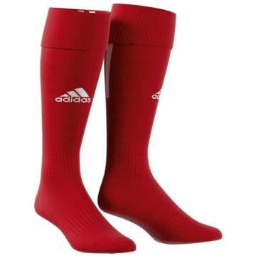 adidas Hohe Socken rot