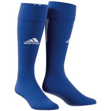 adidas Hohe Socken blau