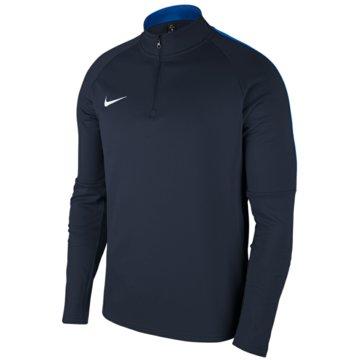 Nike LangarmshirtDry Academy 18 Dril Top blau