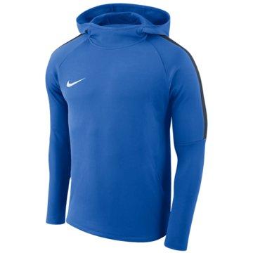Nike HoodiesMEN'S DRY ACADEMY FOOTBALL HOODIE - AH9608-463 blau