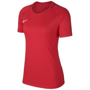 Nike Teamwear & TrikotsätzeDry Academy 18 SS Top Women rot
