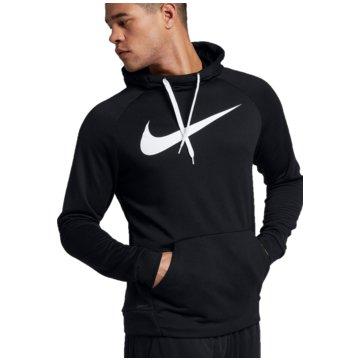 Nike HoodiesMEN'S NIKE DRY TRAINING HOODIE - 885818 schwarz