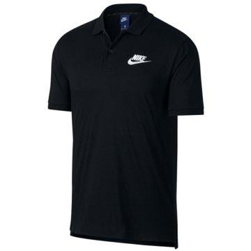 Nike PoloshirtsMatch Polo Jersey schwarz