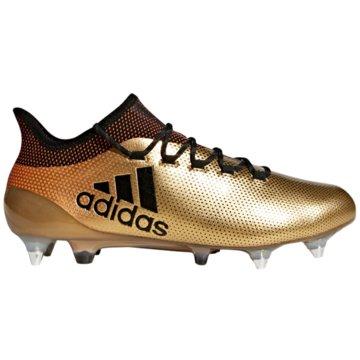 adidas Stollen-SohleX 17.1 SG gold