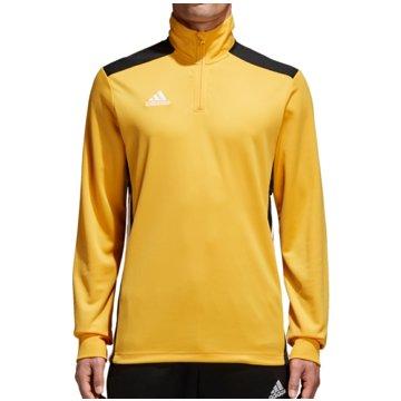 adidas SweaterRegista 18 Training Top gelb