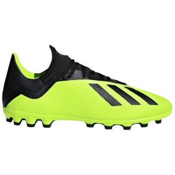 adidas Nocken-SohleX 18.3 AG gelb