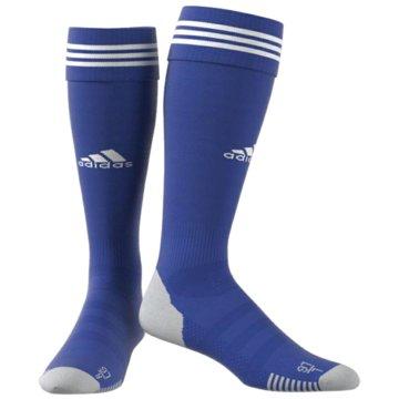 adidas Hohe SockenADI SOCK 18 - CF3578 blau