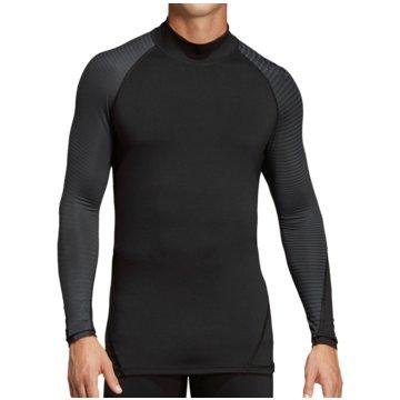adidas LangarmshirtsAlphaskin Sport Climawarm Longsleeve schwarz