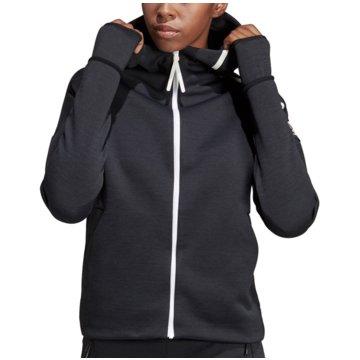 adidas PulloverZ.N.E. Hoodie Fast Release Women schwarz