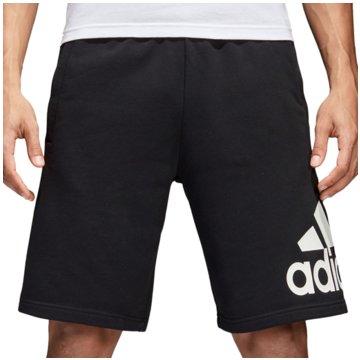 adidas HerrenEssentials Chelsea Logo Short schwarz
