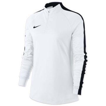 Nike LangarmshirtWOMEN'S DRY ACADEMY 18 DRILL FOOTBALL TOP - 893710-100 weiß