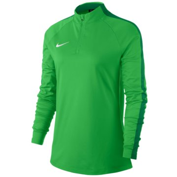 Nike LangarmshirtWOMEN'S NIKE DRY ACADEMY 18 DRILL F - 893710 grün