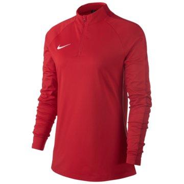 Nike LangarmshirtWOMEN'S DRY ACADEMY 18 DRILL FOOTBALL TOP - 893710-657 rot