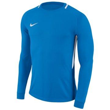 Nike Teamwear & TrikotsätzeDry Park III Football LS Jersey blau