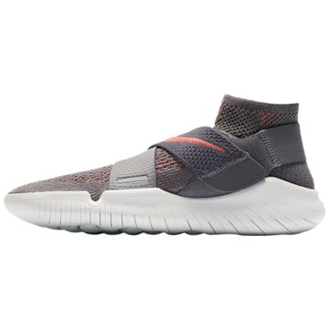 Nike Natural RunningFree RN Motion Flyknit 2018 Women grau