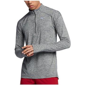 Nike LangarmshirtsDry Element Top HZ grau