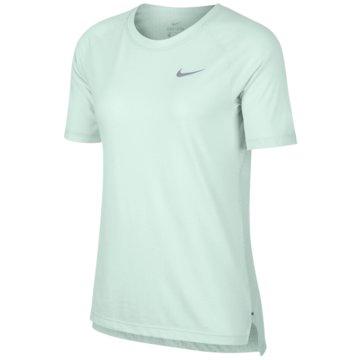 Nike T-ShirtsBreathe Tailwind Cool SS Top Women grün