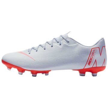 Nike Nocken-SohleMercurial Vapor XII Academy MG grau