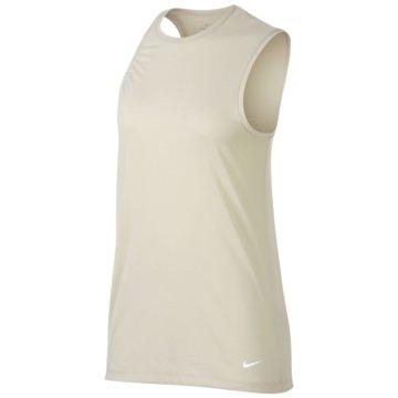 Nike TopsSleeveless Top Women beige