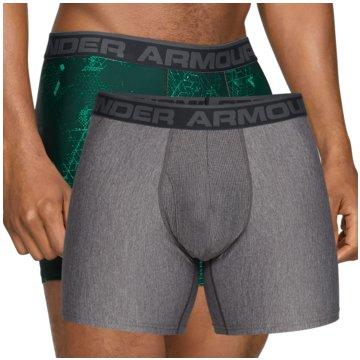 Under Armour Kurze HosenThe Original Boxer Jock 6 inch Novelty 2er Pack grau