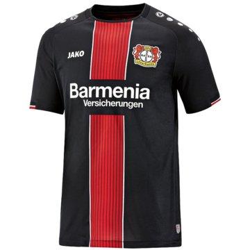 Jako HerrenBayer 04 Leverkusen Home Jersey 2018/2019 schwarz