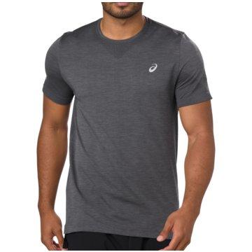 asics T-Shirts grau