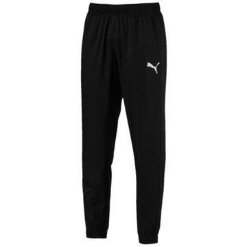 Puma Lange HosenActive Woven Pants schwarz