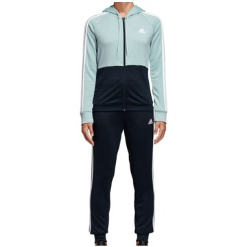 adidas TrainingsanzügeTrack Suit Game Time Women blau