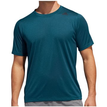 adidas T-ShirtsFreeLift Tech Climacool Fitted Tee türkis