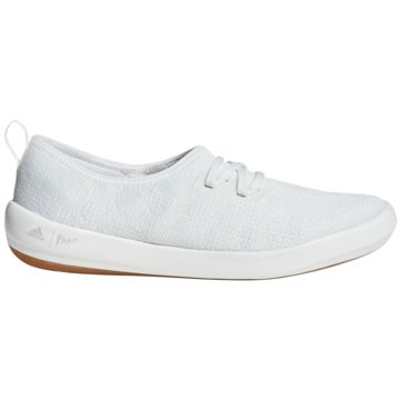 adidas Sportlicher SlipperTerrex CC Boat Sleek Parley Women weiß