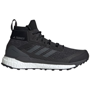 adidas Outdoor SchuhTerrex Free Hiker Boost schwarz