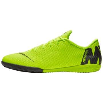 Nike Hallen-SohleMercurialX Vapor 12 Academy IC gelb