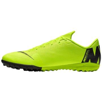 Nike Multinocken-SohleMercurialX Vapor XII Academy TF gelb