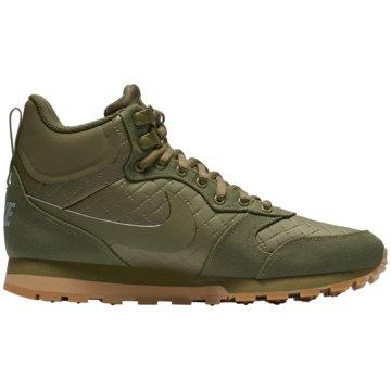 Nike Sneaker LowMD Runner 2 MID Premium Women grün