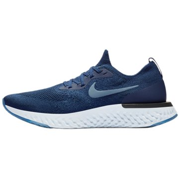 Nike RunningEpic React Flyknit blau