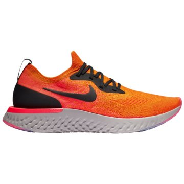 Nike RunningEpic React Flyknit orange