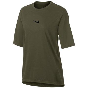Nike FunktionsshirtsElevated Dry Top SS Women grün