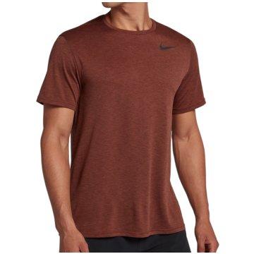 Nike T-Shirts braun